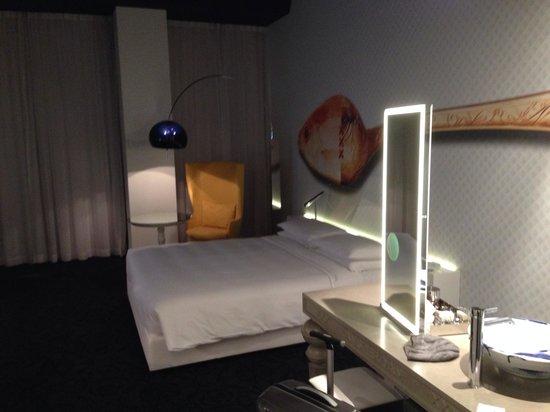 Andaz Amsterdam Prinsengracht: Очень удобная кровать