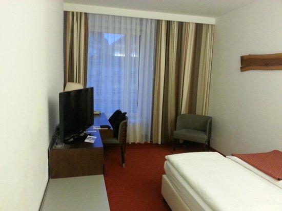 Austria Trend Hotel Europa Wien: inside