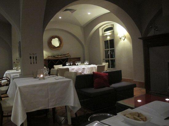 San Pedro : salle de restaurant