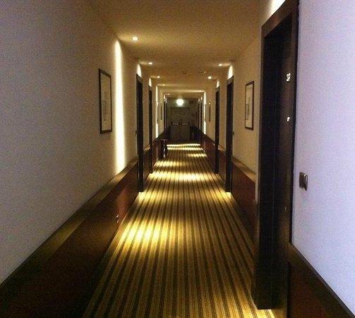 Starhotels Tourist: Corridor