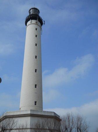 Phare De Biarritz : reste plus qu'a grimper...