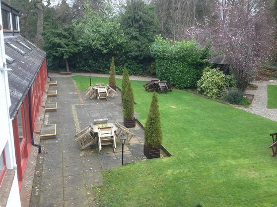 Crown Wetheral Hotel: View from our room