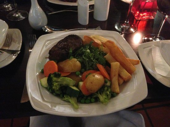 Crown Wetheral Hotel: delicious!