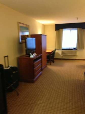 Best Western Airport Inn: King Room - First Floor