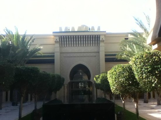 Mazagan Beach & Golf Resort : Main Entrance