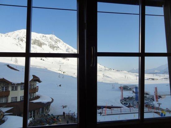 Seekarhaus: view from room 313