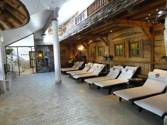 Seekarhaus: spa/welness