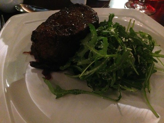 Crown Wetheral Hotel: perfect steak