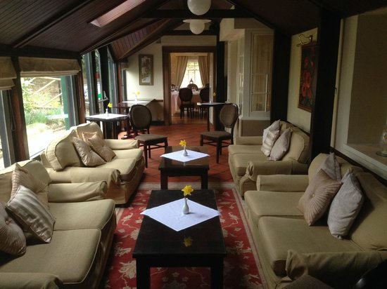 Crown Wetheral Hotel: comfortable lounge