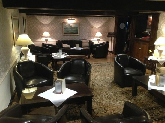 Crown Wetheral Hotel: nice lounge