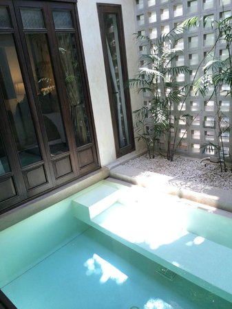 Le Meridien Koh Samui Resort & Spa: Plunge pool