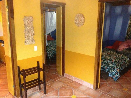 Rio Bec Dreams: A look at both rooms