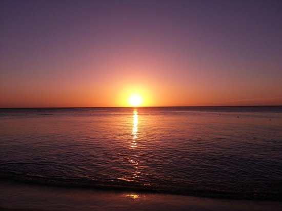 Mayan Princess Beach & Dive Resort : End of another great day