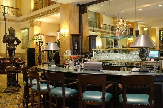 The Pfister Hotel: The Lobby Bar