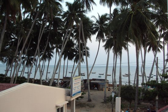 Sunrise Village Hotel: Вид на море из номера