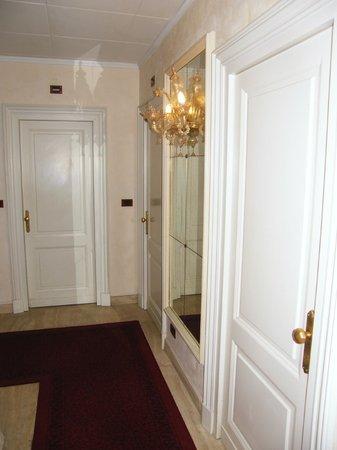 De Rose Palace Hotel: Ingresso