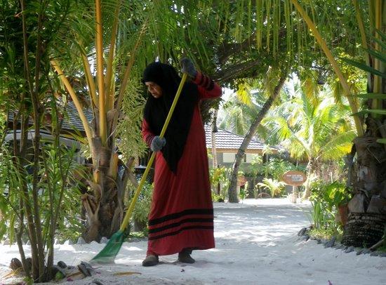 Kuredu Island Resort & Spa : des femmes courageuses
