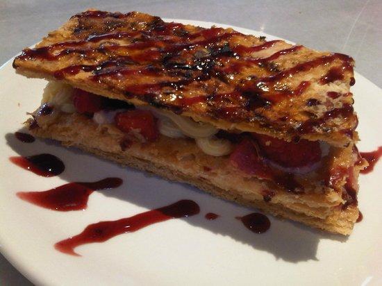Cuines Santa Caterina : Cake Lasagna