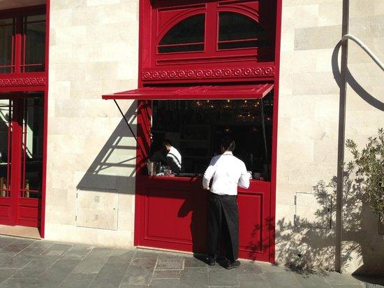 Hotel Cort : Aufmerksamer u. freundlicher Service
