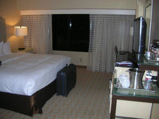 Hilton Los Angeles Airport: Hotel room