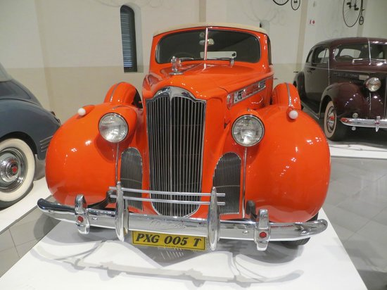 The Franschhoek Motor Museum: Pristine condition