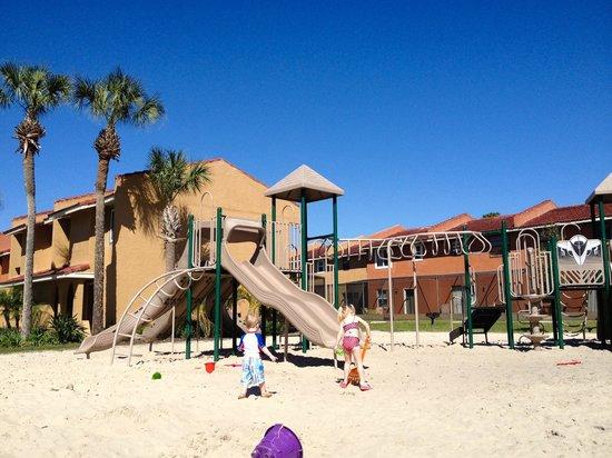 Fantasy World Club Villas : Nice park area for kids