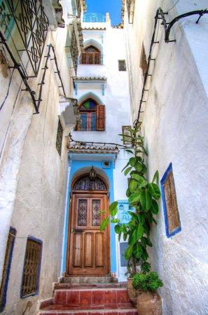 Casa La Palma : The Front Entrance