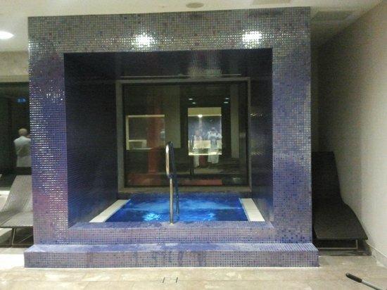 Rimske Terme Hotel: Vasca idromassaggio