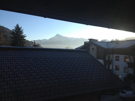 Pension Haus Alpenblick: Room with a view