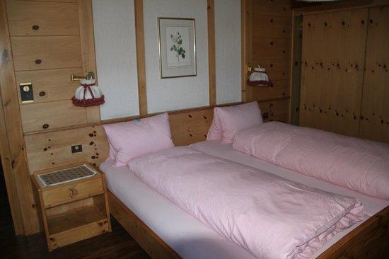 Hotel Sonne : Doppelzimmer