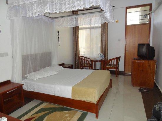 Arc Hotel : Bedroom