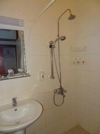 Arc Hotel : Shower