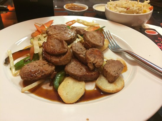 Sapporo Teppanyaki - Manchester: Pork