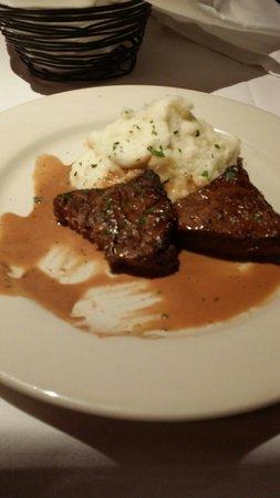 Medallion Steak During Restaurant Week Picture Of Frankie