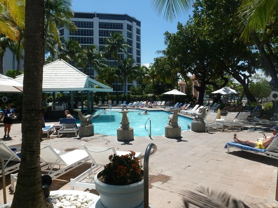 The Condado Plaza Hilton: pool