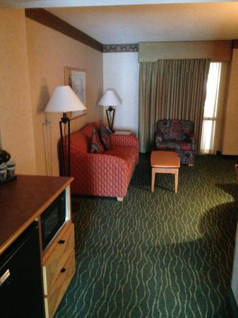Embassy Suites by Hilton Raleigh - Durham/Research Triangle: Some of the room