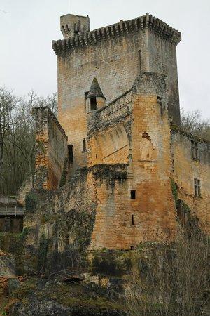 Chateau de Commarque: donjon