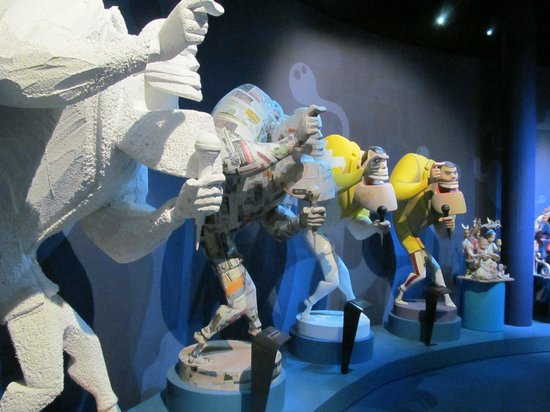Museu Faller de Gandia: Creation of a Fallas's sculpture