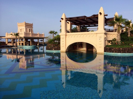 Hotel Riu Touareg : Beautiful pool