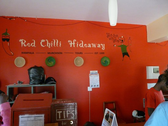 Red Chilli Hideaway: Reception
