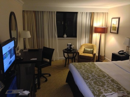 Marriott Forest of Arden Hotel & Country Club: Bedroom