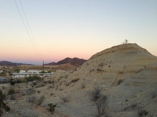 Chisos Mining Company Motel : view2
