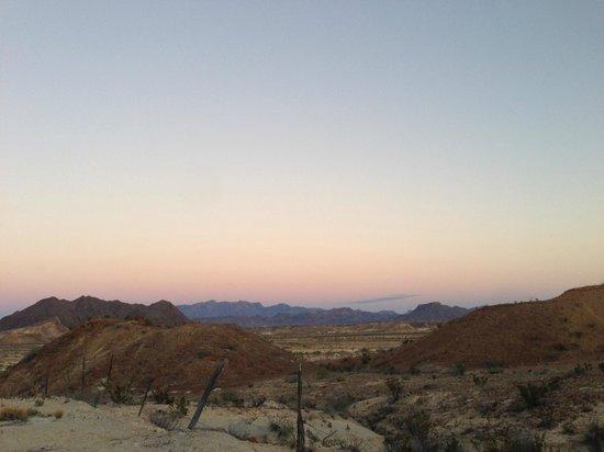 Chisos Mining Company Motel : view 3