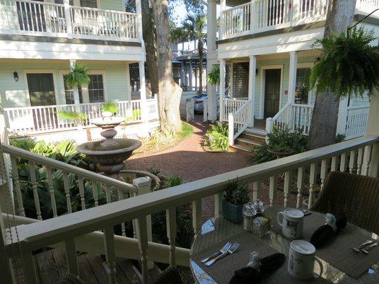 The Addison on Amelia Island : Courtyard