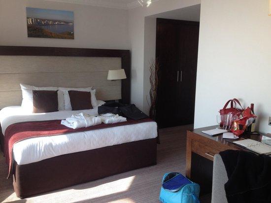 Jurys Inn Brighton Waterfront: Bedroom