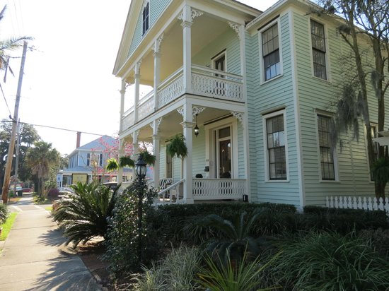 The Addison on Amelia Island : View from the street