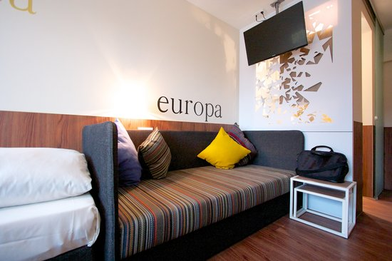 Hotel Europa Life: Zimmer