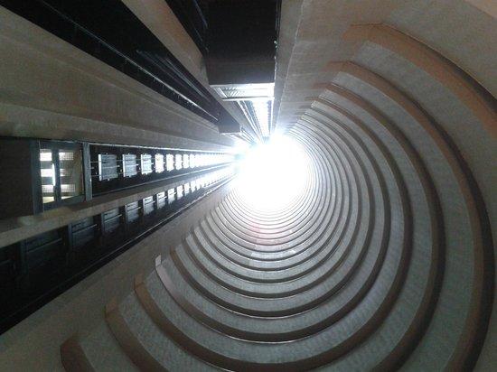Radisson Recife: Estrutura