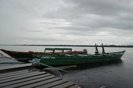 Anavilhanas Jungle Lodge: Boats used for tours
