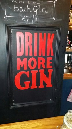 Photo of Nightclub The Canary Gin Bar at 2-3 Queen Street, Bath BA1 1HE, United Kingdom
